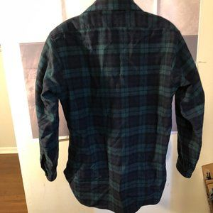 Pendleton Shirts - Pendleton Vtg Watch  Plaid Wool Flannel  sz M USA